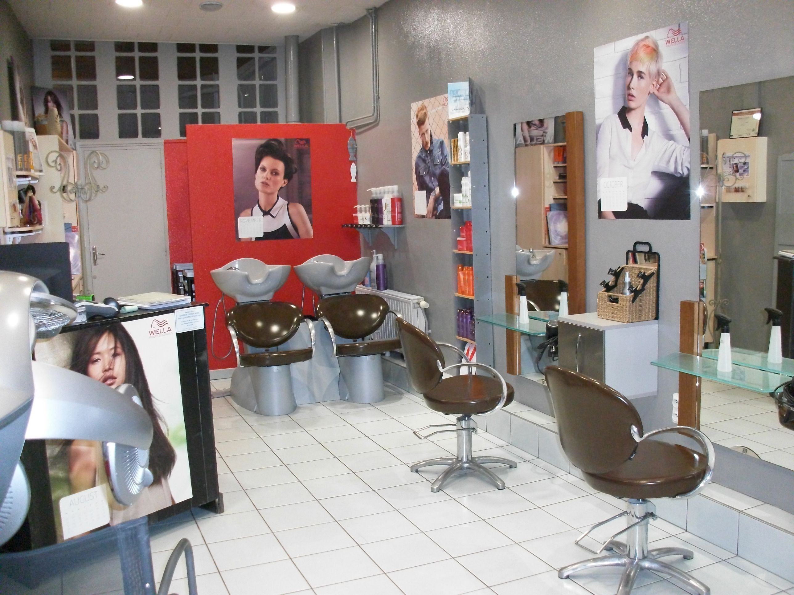 Eurville bienville coiffure hair passion for Salon de coiffure sexy